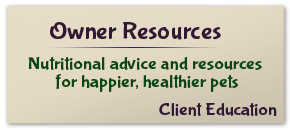 Owner Resources - Client Education